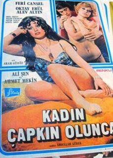 Kadın Çapkın Olunca +18 Türk Filmi İzle full izle