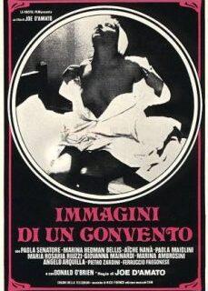 Immagini di un convento 1979 İtalyan Erotik Filmi İzle full izle