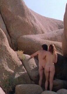 Kayalıklarda Sex Yaparken Görüldüler